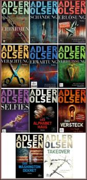 Adler-Olsen, Jussi - Sammlung/Collection