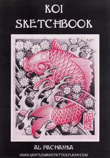Koi Sketchbook